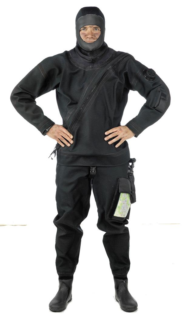 Suchý oblek Ursuit Heavy Light Military e70d9f6bf7