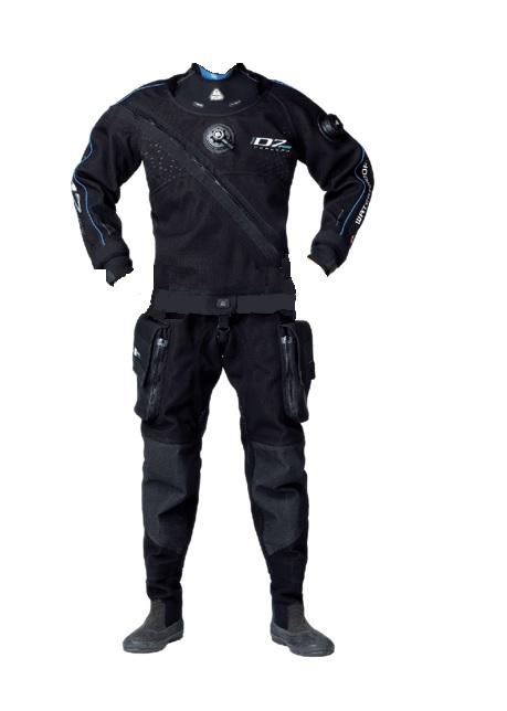 Bazar - Suchý oblek Waterproof D7 PRO CORDURA ISS 1be526f204
