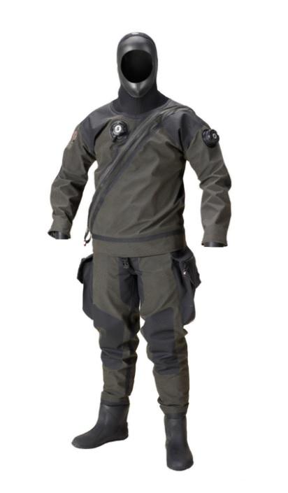 Suchý oblek Ursuit BDS Kevlar c9bec937bb
