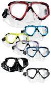 Potápěčská maska,dvouzorníková  Subgear ZOOM v několika barvách